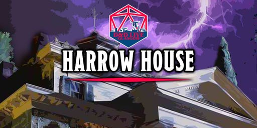 Dungeons And Dragons Live Stage Show (Harrow House
