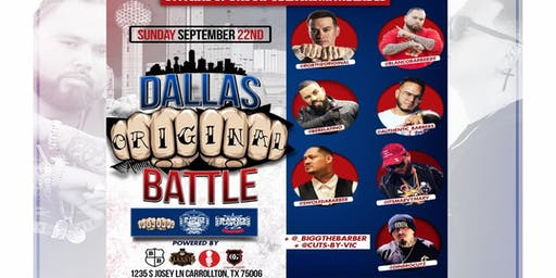 Dallas Barber Battle