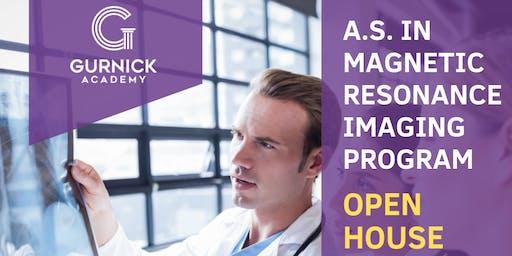 A.S. in MRI Open House
