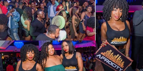 AfroMas with AfroCity ★Dec 20th 2019 ★ tickets