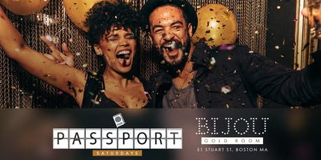 PASSPORT SATURDAYS tickets
