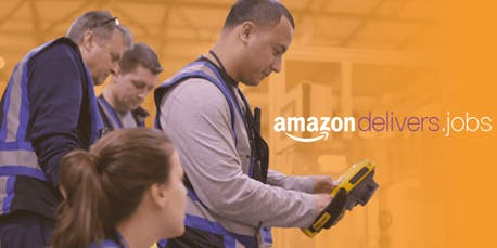 Amazon Hiring Fair