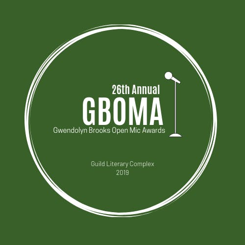 26th Annual Gwendolyn Brooks Open Mic Awards