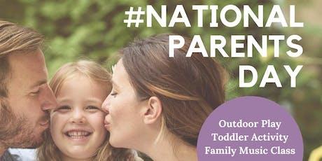 #NationalParentsDay Thursday Funday tickets