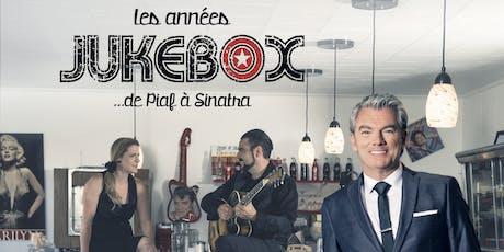 Michaël Rancourt - Les Années Jukebox de Piaf à Sinatra tickets