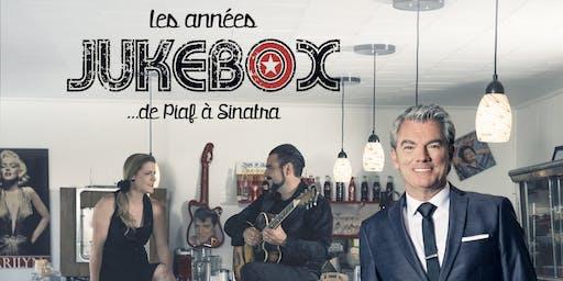 Michaël Rancourt - Les Années Jukebox de Piaf à Sinatra