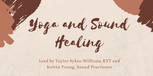 Gentle Yoga and Sound Healing