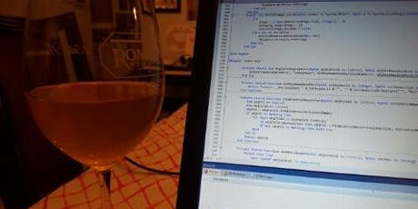 Sip & Code New York: Learn Web Design & Mobile App Design (adults only)  tickets