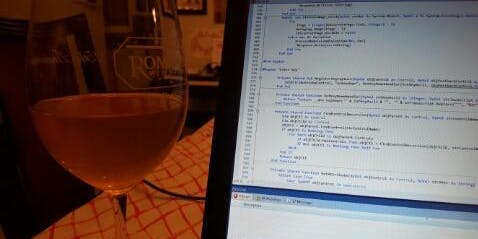 Sip & Code New York: Learn Web Design & Mobile App Design (adults only)