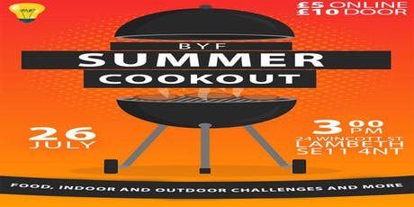 Bright Youth Forum Summer Cookout tickets