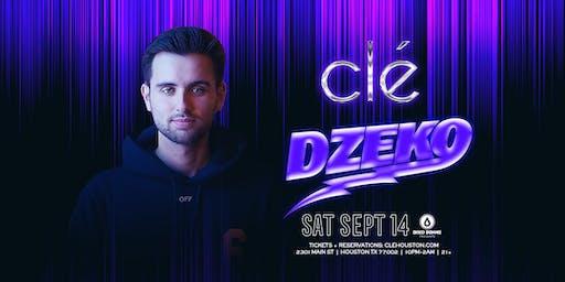 Dzeko / Saturday September 14th / Clé
