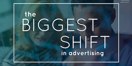 "Lunch & Learn  -  ""The Biggest Shift in Advertising for SME's""   tickets"