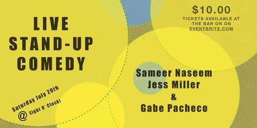 Fun House Comedy w/ Sameer Naseem and Gabe Pacheco