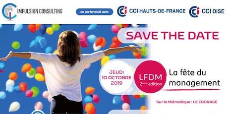 La Fête du Management 2019 à Beauvais billets