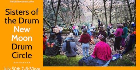 Women's New Moon Drum Circle - Harlow tickets