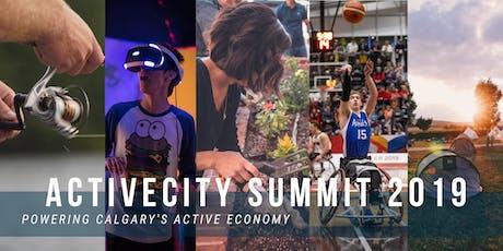 ActiveCITY Summit 2019 tickets