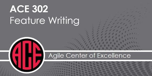 ACE 302 - Feature Writing Workshop (2019.10.16)
