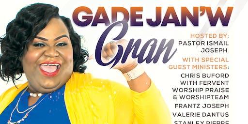 Single Release Concert Gade Jan'w Gran