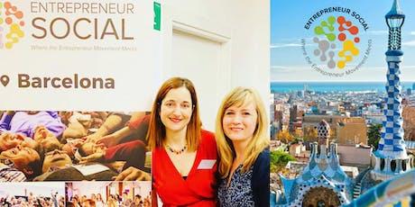 Barcelona Social Entrepreneur: Summer Connection tickets
