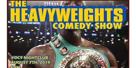 The Heavyweights Comedy Show tickets