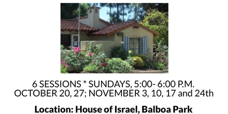 Yiddish for Beginners Classes - Balboa Park tickets