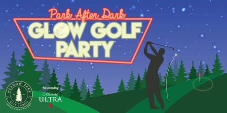 Glow Golf tickets