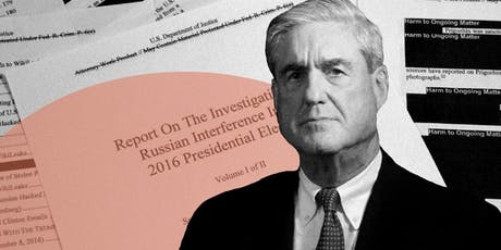 NOW WHAT? Getting a Grip on the Mueller Report tickets