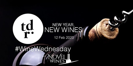 The Drawing Rooms #WineWednesday Club:New Year, New Wines tickets