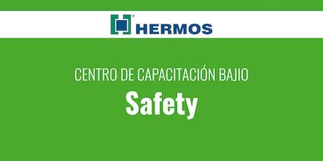 Básico de CompactGuardlogix: Qué es CIP Safety, cómo funciona y cómo se programa un PLC de seguridad. boletos