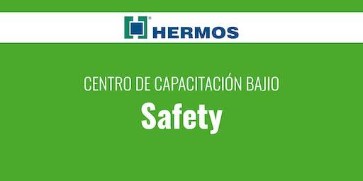 Básico de CompactGuardlogix: Qué es CIP Safety, cómo funciona y cómo se programa un PLC de seguridad.