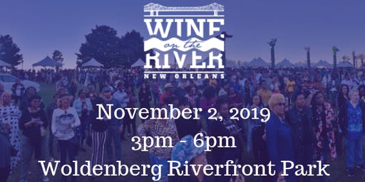 Wine on the River New Orleans 2019