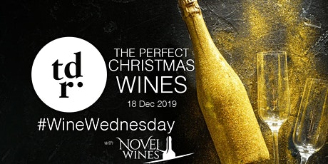 The Drawing Rooms #WineWednesday Club: Perfect Wines for Christmas tickets