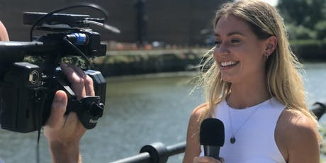 TV Presenter and YouTuber Fast Track Training Event tickets