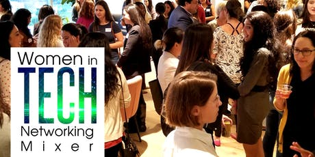 Women in Tech Networking Happy Hour tickets