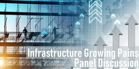 Infrastructure Growing Pains Panel Discussion  tickets