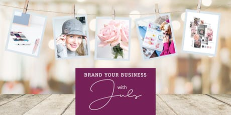 Brand your business with Juls tickets