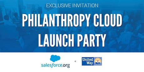 Philanthropy Cloud Launch Party tickets