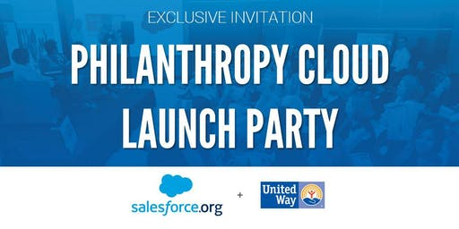 Philanthropy Cloud Launch Party