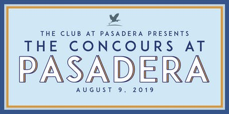 The Concours at Pasadera tickets