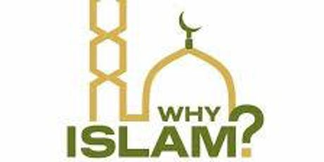 Why Islam? tickets