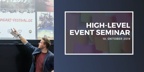 High-Level-Event Seminar Tickets