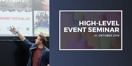 High-Level-Event Seminar tickets