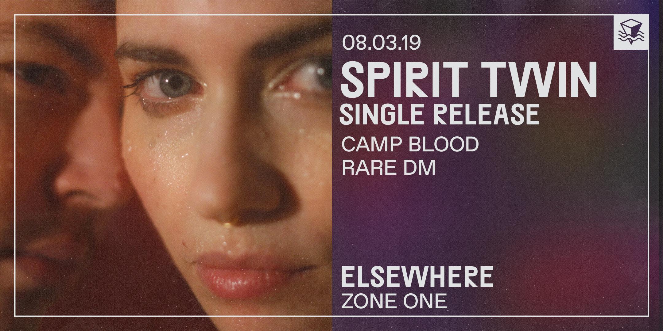 Spirit Twin (Single Release!)
