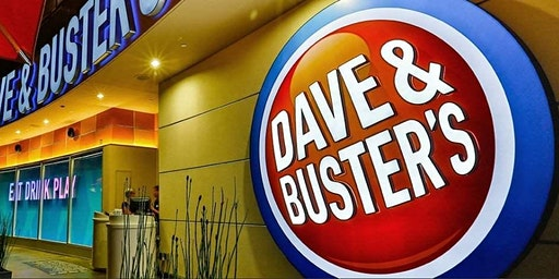 DAVE & BUSTERS COMEDY NIGHT