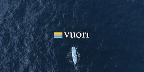 Stand Up Paddleboard Workout & Run With Vuori tickets