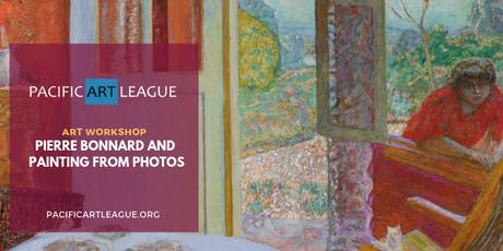 PAL Art Workshop: Pierre Bonnard and Painting From Photos tickets