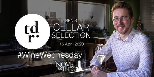 The Drawing Rooms #WineWednesday Club: Ben's Cellar Selection Tasting