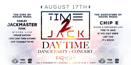Time To Jack: DayTime Dance Party & Concert tickets