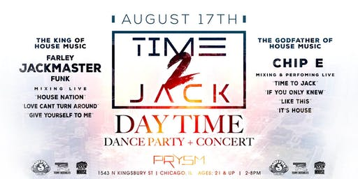 Time To Jack: DayTime Dance Party & Concert