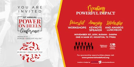 Power On Heels Fund, Inc  - 1st Annual  Power On Heels Conference tickets